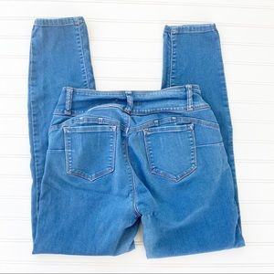 Wax Jeans Skinny 3 button Size 13
